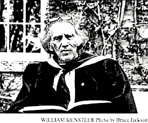Trial Lawyer William Kunstler