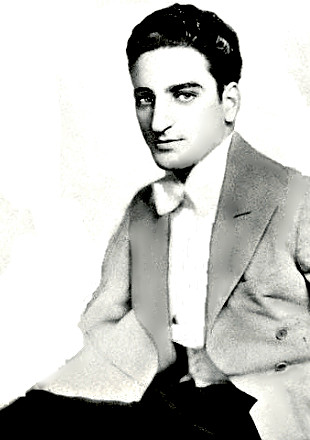 Young Irving Lazar
