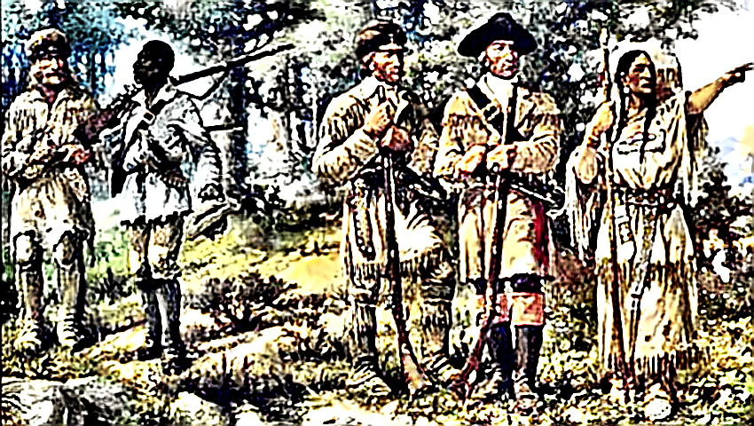 [1804 - Lewis & Clark