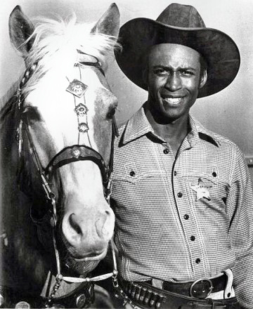 Actor Cleavon Little