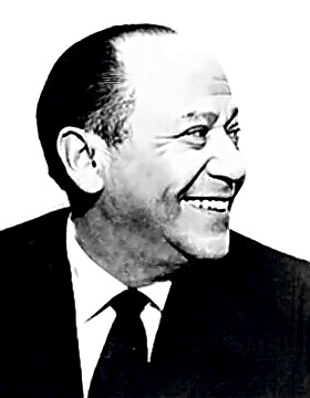 Songwriter Frank Loesser