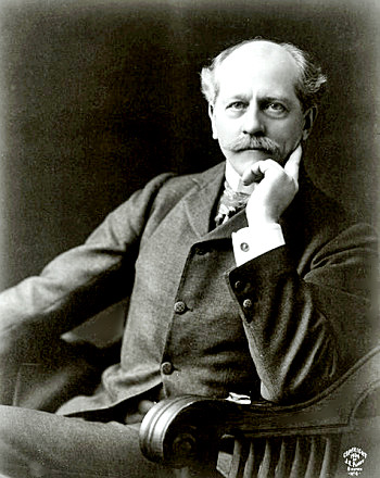 Astronomer Percival Lowell