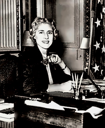 Congresswoman Claire Boothe Luce