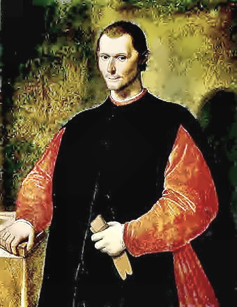 Niccolo Machievelli