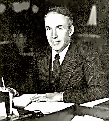 Congressional Librarian Archibald Macleish