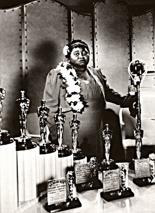 Academy Award-winning Actress Hattie McDaniel