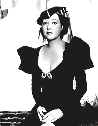 Singer Ethel Merman