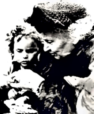 maria and child