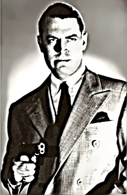 Actor Chester Morris