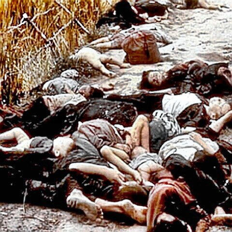 My Lai 4 victims
