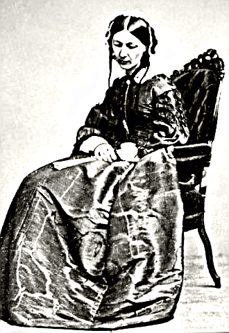 Nursing Pioneer Florence Nightingale