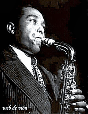 Jazz Great Charlie (Bird) Parker, Jr.
