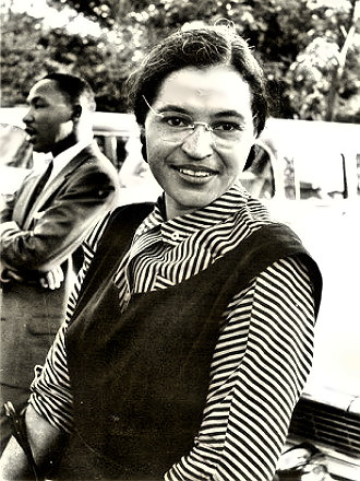 Civil Rights Hero Rosa Parks