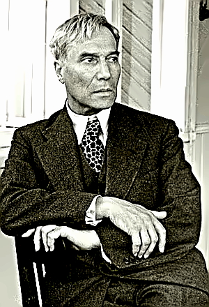 Writer Boris Pasternak