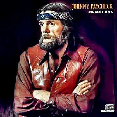 Country Singer Johnny Paycheck