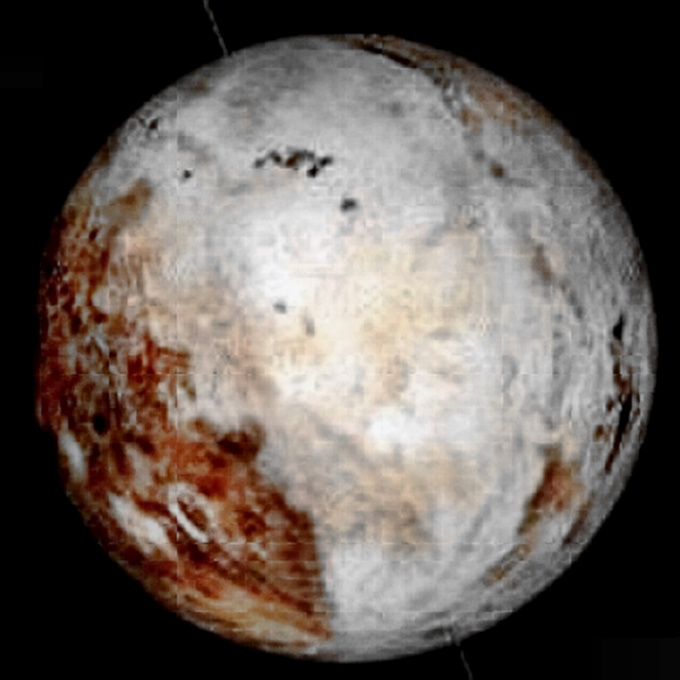 Real Pluto Planet | www.pixshark.com - Images Galleries ...
