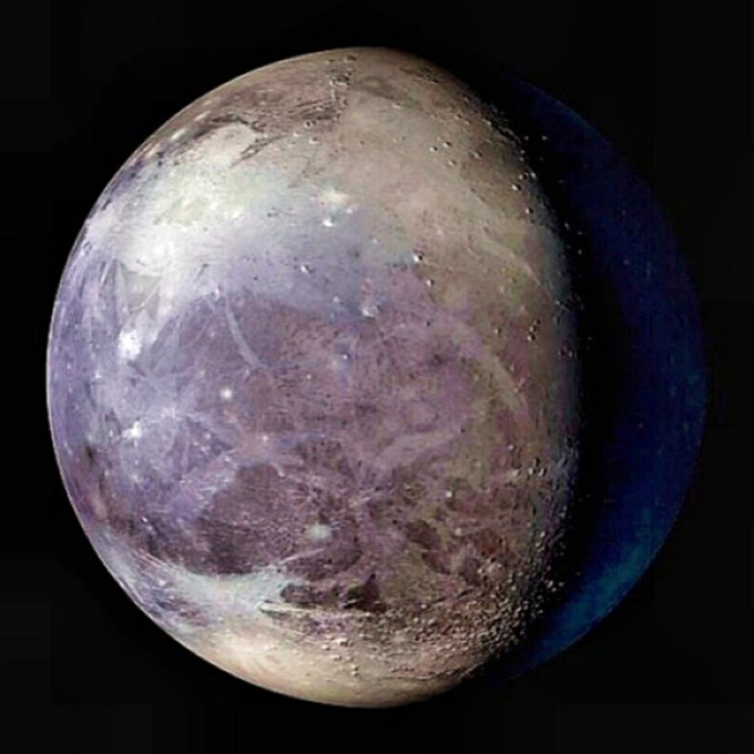 detailed pictures of pluto planet - photo #18