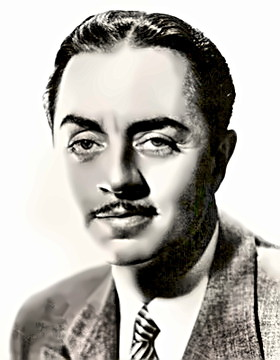 Actor William Powell