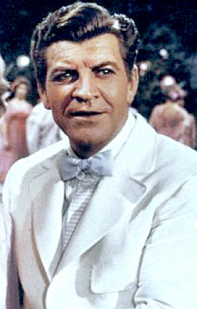 Actor Robert Preston