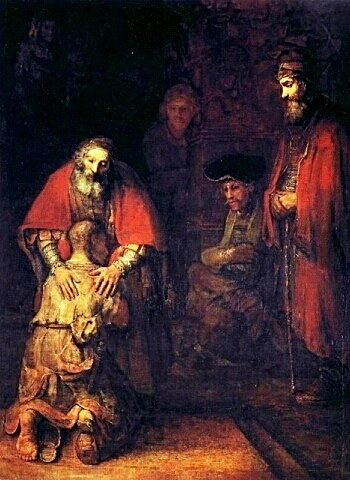 A Review: Henri Nouwen - The Return of the Prodigal Son, A ...