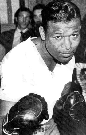 Boxing Champion Sugar Ray Robinson
