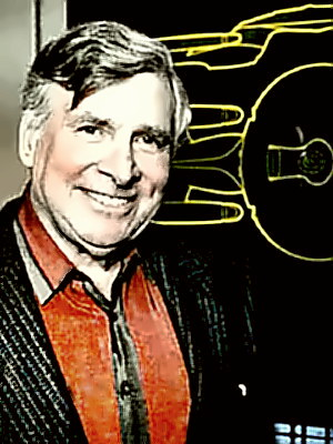 Producer Gene Roddenberry