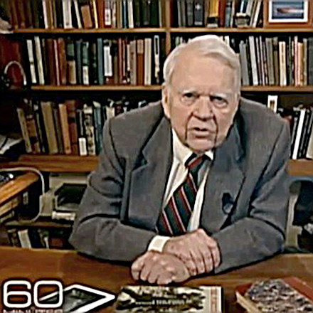 Writer & Commentator Andy Rooney