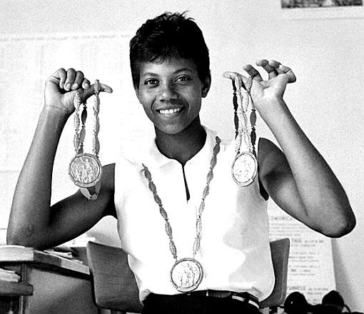 Olympic Hall of Fame Champion Wilma Rudolph