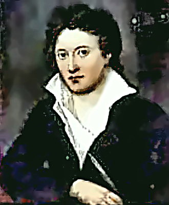 Poet Percy Bysshe Shelley