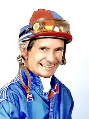 Jockey Bill Shoemaker