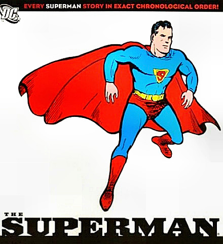 Joe Shuster Superman character