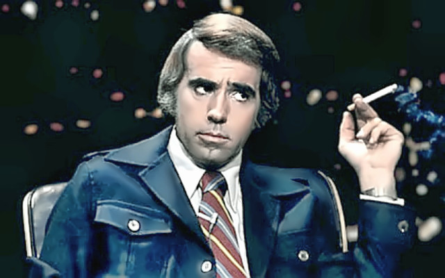 TV Host Tom Snyder