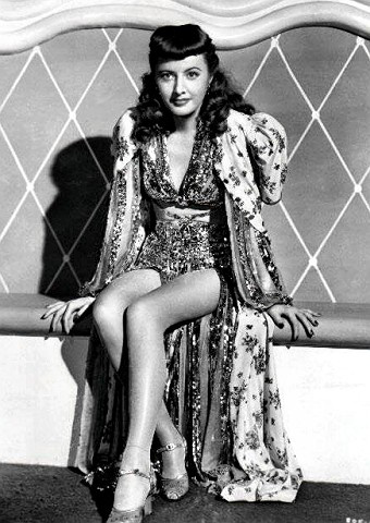 Actress Barbara Stanwyck