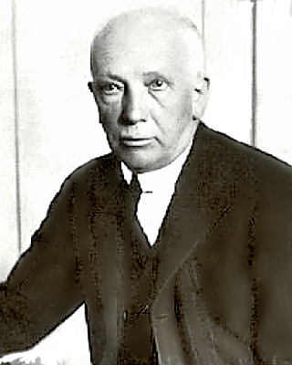 Composer Richard Strauss