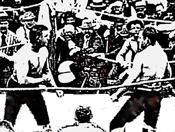 Prizefighter The Great John L. Sullivan