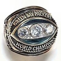 Super Bowl II - ring