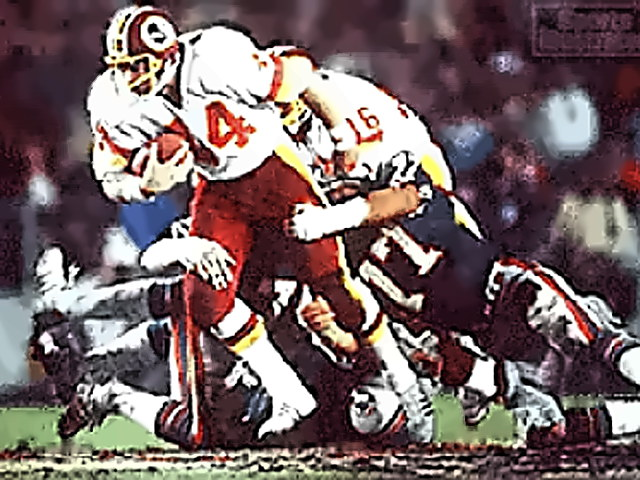 Super Bowl XVII - Riggins MVP