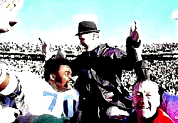 Superbowl 6 - H0F Coach Tom Landry
