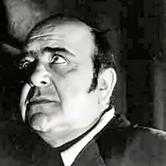 Actor Akim Tamiroff