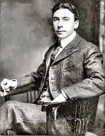 Author Booth Tarkington