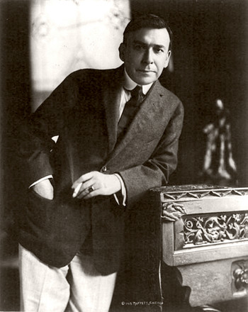 Writer Booth Tarkington