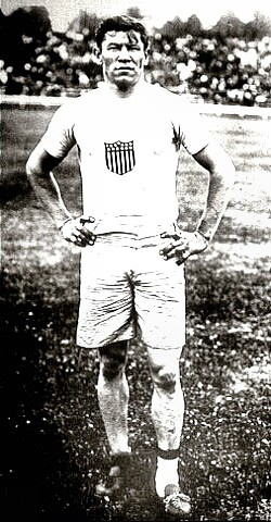 Jim Thorpe - Athlete of the Century
