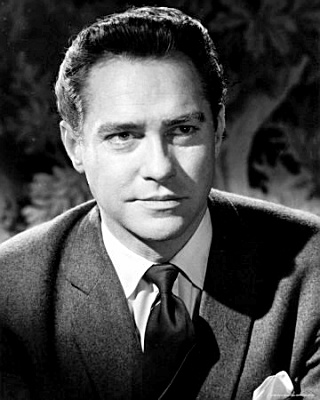 Actor Richard Todd