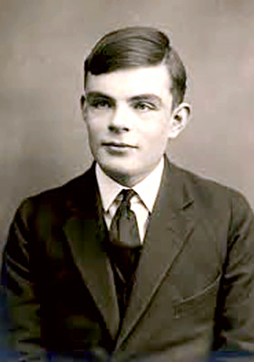 Young Scientist Alan Turing