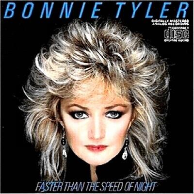 Bonnie Tyler 1983 Album with Total Eclipse of the Heart track