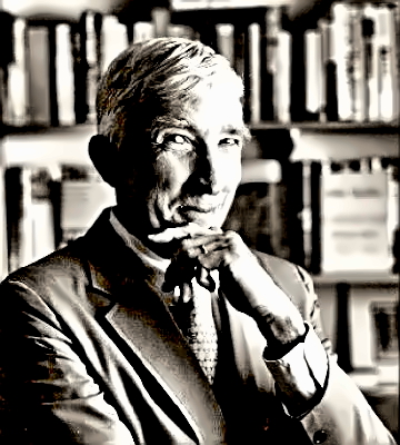 a biography of john hoyer updike Charles osgood takes a look back at the celebrated life and distinguished career of john updike, author of such classics as rabbit, run and the witches of.