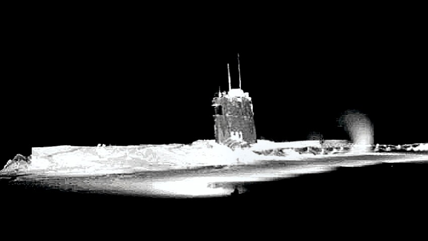 USS Sargo Surfaces At The North Pole Submarines Go Nuclear - Us submarine bases map submar