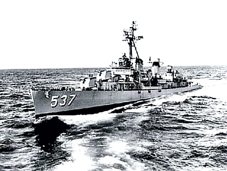 USS The Sullivans (DD-537)