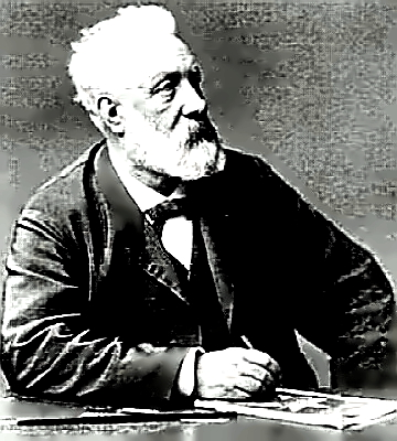 Jules Verne - Science-fiction author