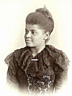 Journalist Ida Wells-Barnett